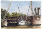 Docks at Darien